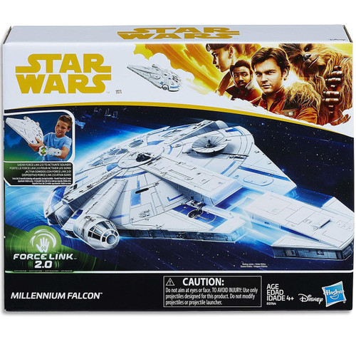 Star Wars Solo Force Link 2.0 Millennium Falcon Vehicle