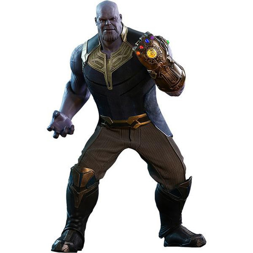 Marvel Avengers Infinity War Movie Masterpiece Thanos Collectible Figure MMS479 [Infinity War]