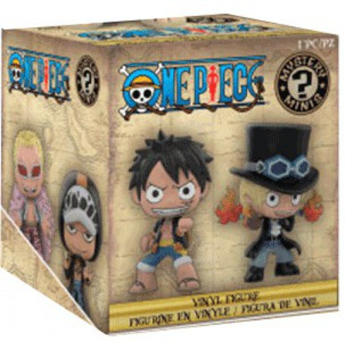 Funko Mystery Minis One Piece Mystery Pack
