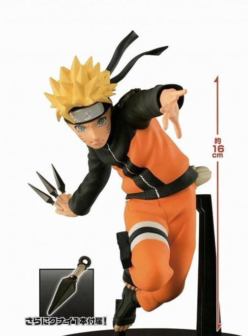 Naruto Shippuden Shonen Jump 50th Anniversary Kakashi 6.2-Inch Collectible PVC Figure