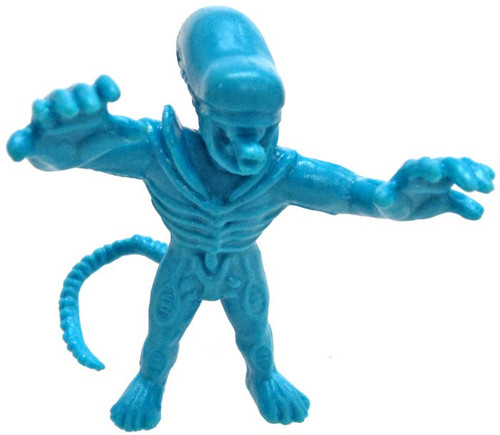 M.U.S.C.L.E. Alien Xenomorph with Tongue Out 1.75-Inch Mystery Mini [RANDOM Color Loose]