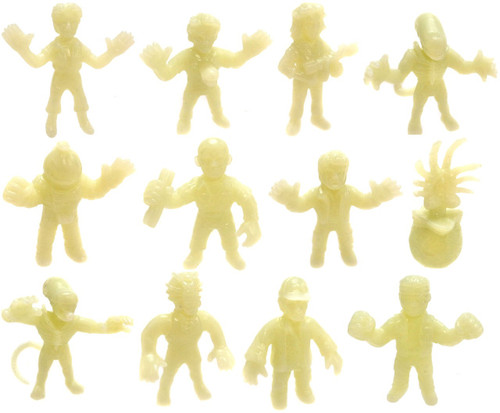 M.U.S.C.L.E. Alien Glow in the Dark 1.75-Inch Mystery Minifigure Set [Loose]