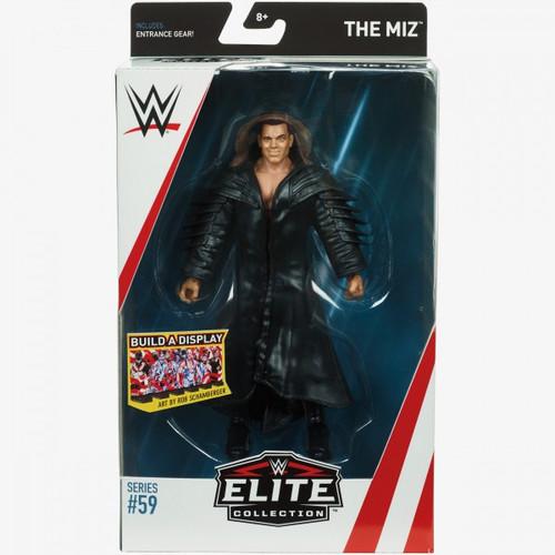 WWE Wrestling Elite Collection Series 59 The Miz Action Figure