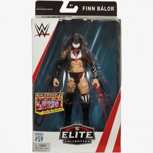 WWE Wrestling Elite Collection Series 59 Finn Balor Action Figure