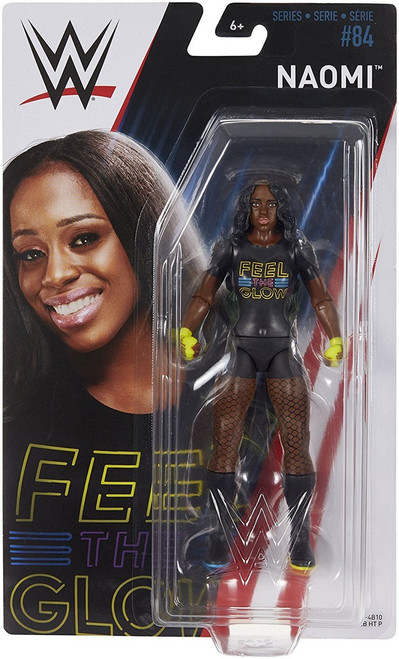 WWE Wrestling Series 84 Naomi Action Figure