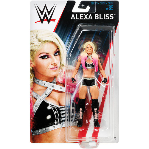 WWE Wrestling Series 85 Alexa Bliss Action Figure