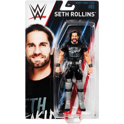 WWE Wrestling Series 85 Seth Rollins Action Figure