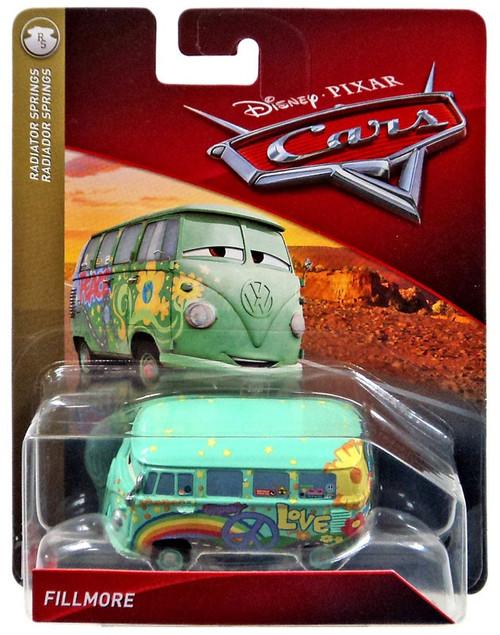 Disney / Pixar Cars Cars 3 Radiator Springs Fillmore Diecast Car [Cars 3]