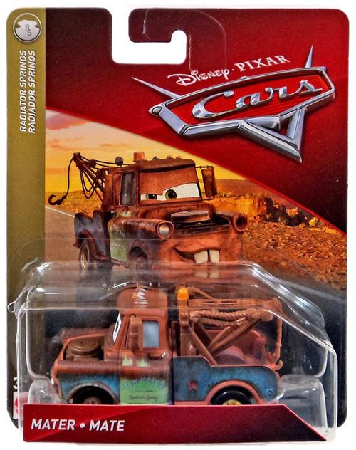 Disney / Pixar Cars Cars 3 Radiator Springs Mater Diecast Car [Cars 3]