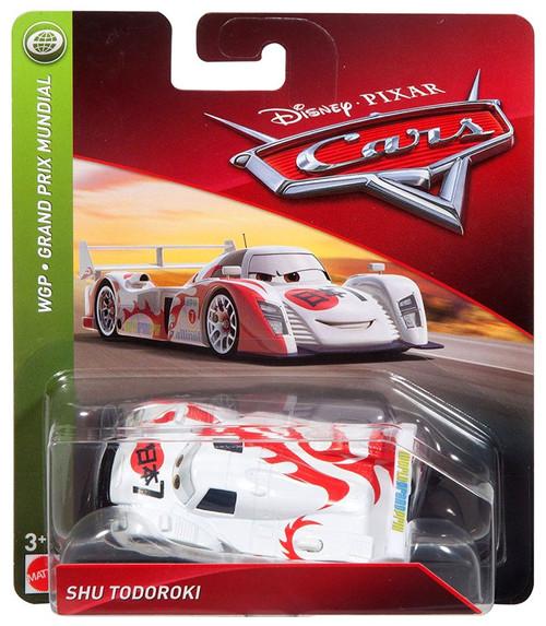 Disney / Pixar Cars Cars 3 WGP Shu Todoroki Diecast Car [Cars 3]