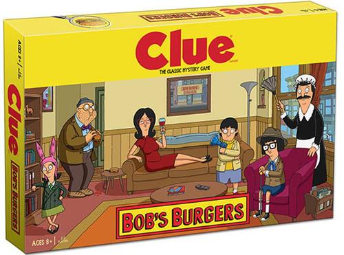 Clue Bob's Burgers