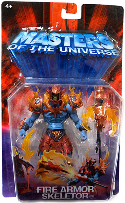 Masters of the Universe Skeletor Action Figure [Fire Armor]
