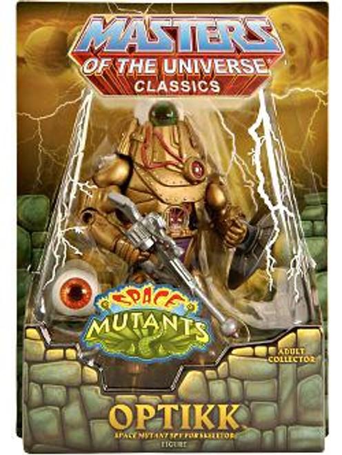 Masters of the Universe Classics Club Eternia Optikk Exclusive Action Figure