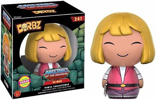 Funko Masters of the Universe Dorbz He-Man Vinyl Figure #241 [Limited Edition Chase]