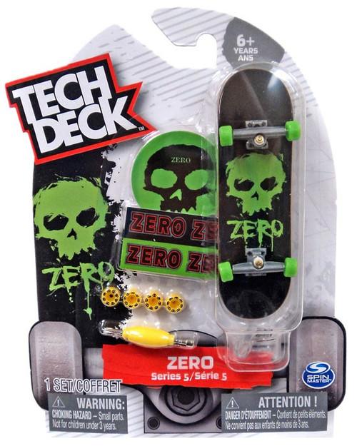 Tech Deck Series 5 Zero 96mm Mini Skateboard