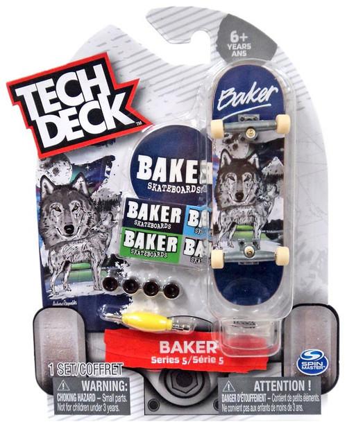 Tech Deck Series 5 Baker 96mm Mini Skateboard