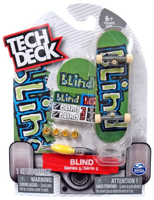 Tech Deck Series 5 Blind 96mm Mini Skateboard