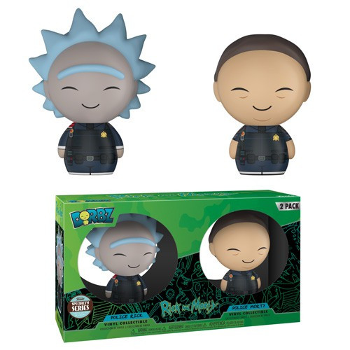 Funko Dorbz Rick & Morty Exclusive Vinyl Figure 2-Pack [Specialty Series]
