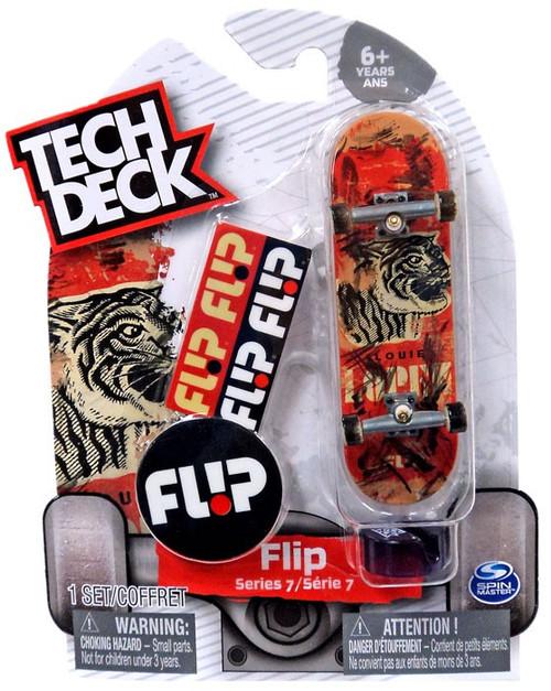 Tech Deck Series 7 Flip 96mm Mini Skateboard [Louie Lopez]