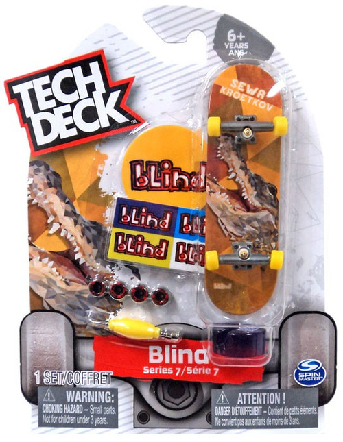 Tech Deck Series 7 Blind 96mm Mini Skateboard