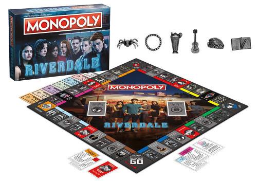 Monopoly Riverdale Board Game