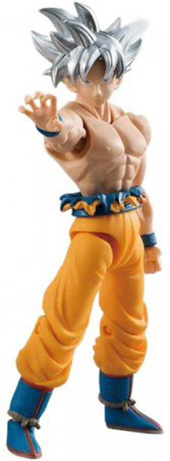 Dragon Ball Z Shodo Vol. 6 Ultra Instinct Goku Action Figure