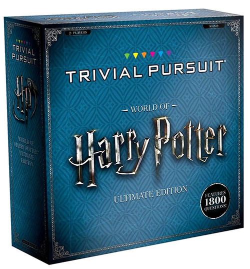 Trivial Pursuit World of Harry Potter Board Game [Ultimate Edition]