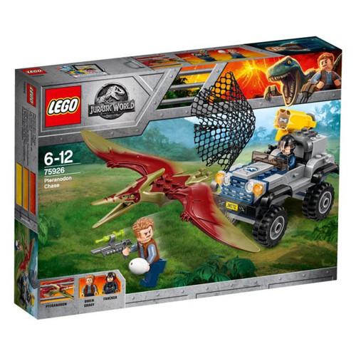 LEGO Jurassic World Pteranadon Chase Set #75926