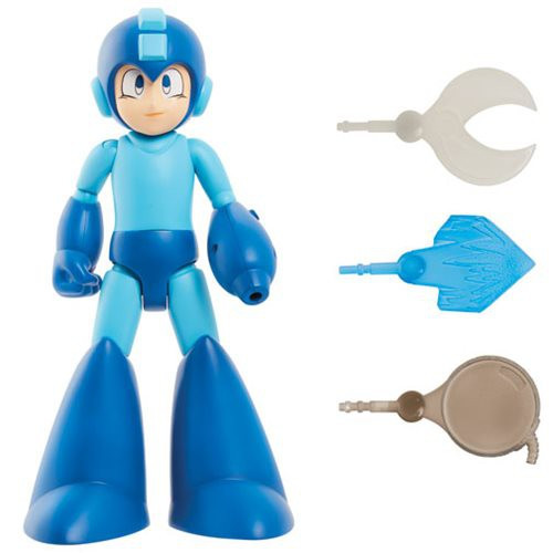 Classic Mega Man Deluxe Action Figure [Lights & Sounds]