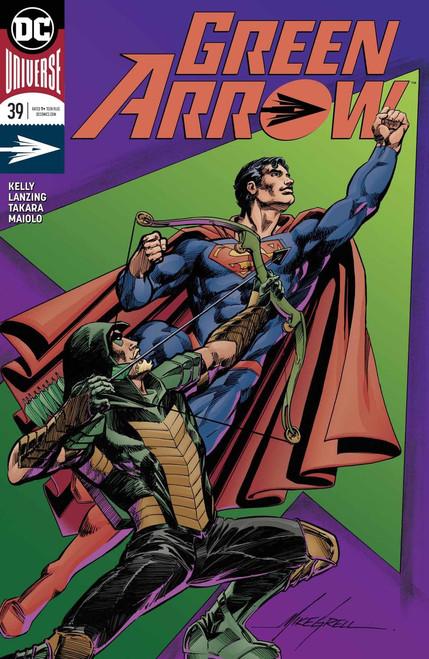 DC Green Arrow #39 Comic Book [Variant Cover]