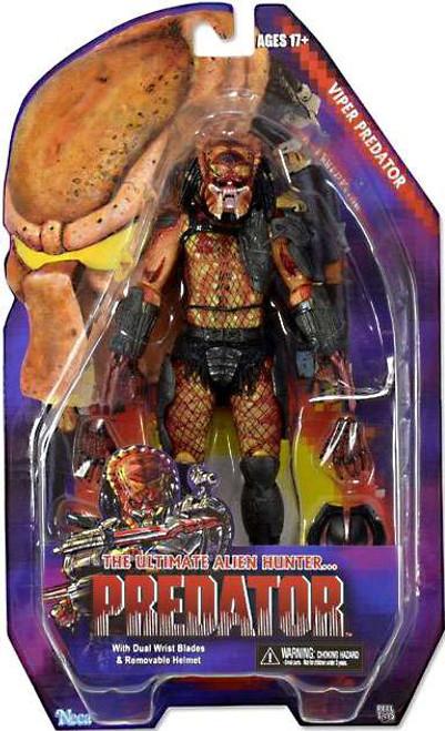 NECA Series 12 Viper Predator Action Figure [Ultimate Alien Hunter, Loose]