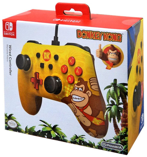 Nintendo Switch Donkey Kong Video Game Controller
