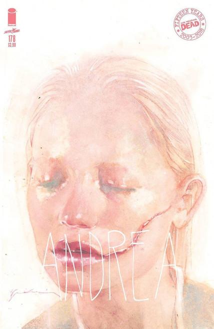 Image Comics The Walking Dead #178 Comic Book [Andrea Variant Cover]