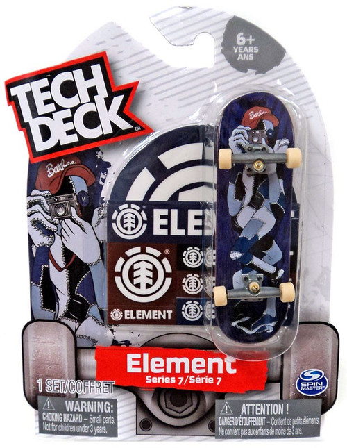 Tech Deck Series 7 Element 96mm Mini Skateboard