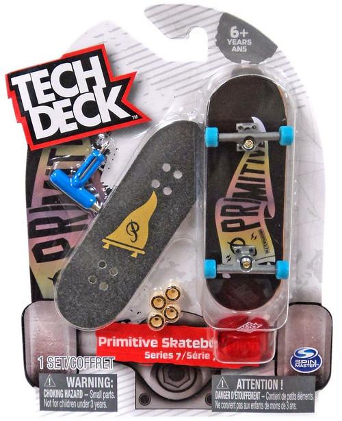 Tech Deck Series 7 Primitive Skateboarding 96mm Mini Skateboard