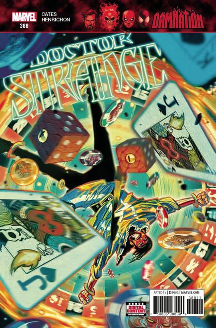 Marvel Comics Doctor Strange #388 Comic Book