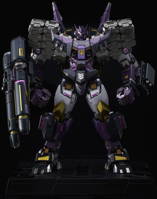 "Transformers Kuro Kara Kuri Tarn 8.3"" Action Figure #02 [Non-Refundable Payment]"