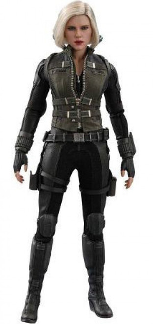 Marvel Avengers Infinity War Movie Masterpiece Black Widow Collectible Figure MMS460 [Infinity War]