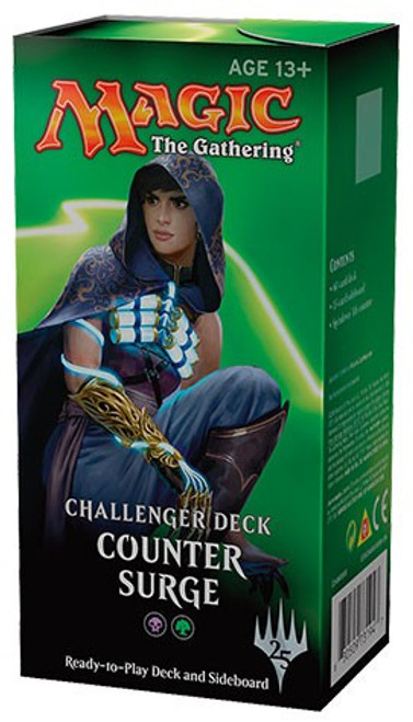 MtG Trading Card Game 2018 Counter Surge Challenger Deck