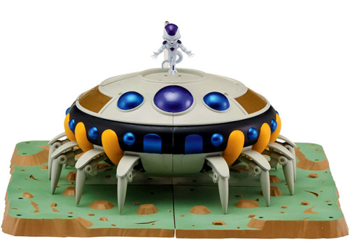 Dragon Ball Super Dragon Stars Nano Frieza & Mother Ship Saga Playset