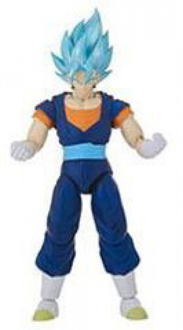 Dragon Ball Super Dragon Stars Series 5 Super Saiyan Blue Vegito Action Figure [Kale Build-a-Figure]