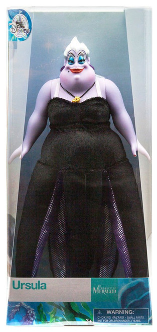 Disney The Little Mermaid Classic Ursula Exclusive 12-Inch Doll