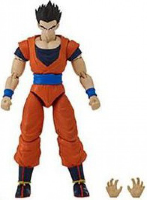 Dragon Ball Super Dragon Stars Series 6 Gohan Action Figure [Kale Build-a-Figure]