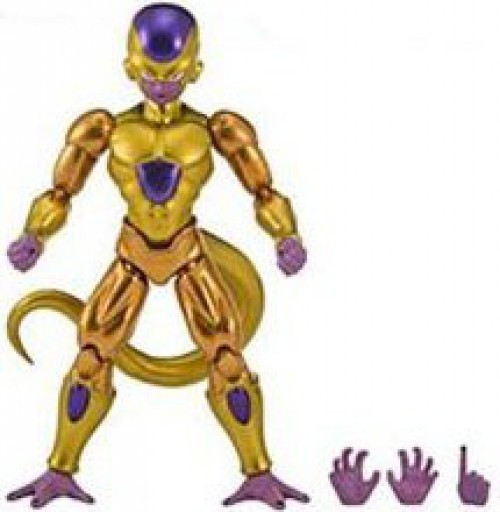 Dragon Ball Super Dragon Stars Series 6 Golden Frieza Action Figure [Kale Build-a-Figure] (Pre-Order ships March)