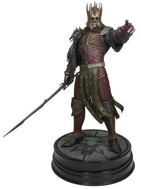 The Witcher 3: Wild Hunt King Eredin 8.5-Inch PVC Statue Figure