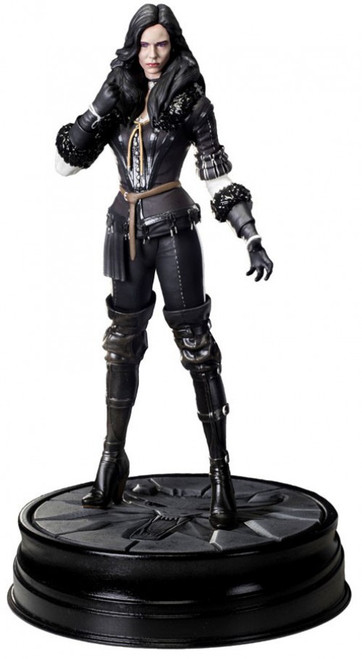 The Witcher 3: Wild Hunt Yennefer 7.8-Inch PVC Statue Figure [Series 1]