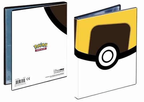 Ultra Pro Pokemon Trading Card Game Ultra Ball 4-Pocket Portfolio