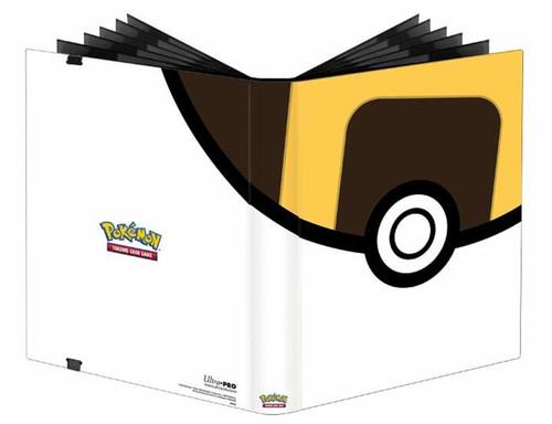 Ultra Pro Pokemon Trading Card Game Ultra Ball 9-Pocket Pro Binder (Pre-Order ships January)