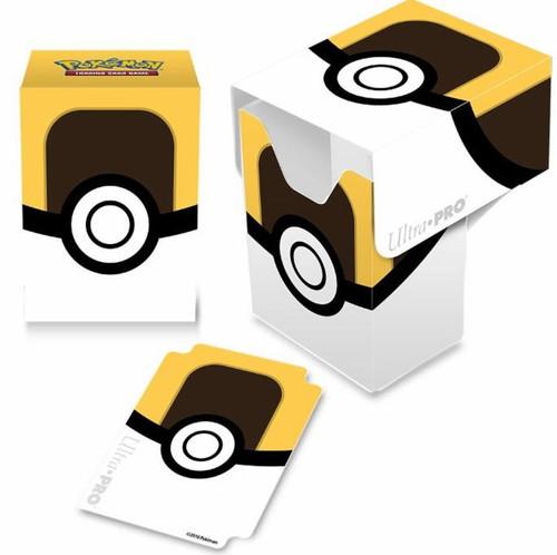 Ultra Pro Pokemon Trading Card Game Card Supplies Ultra Ball Deck Box