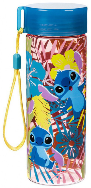 Disney Lilo & Stitch Exclusive 12 Ounce Water Bottle